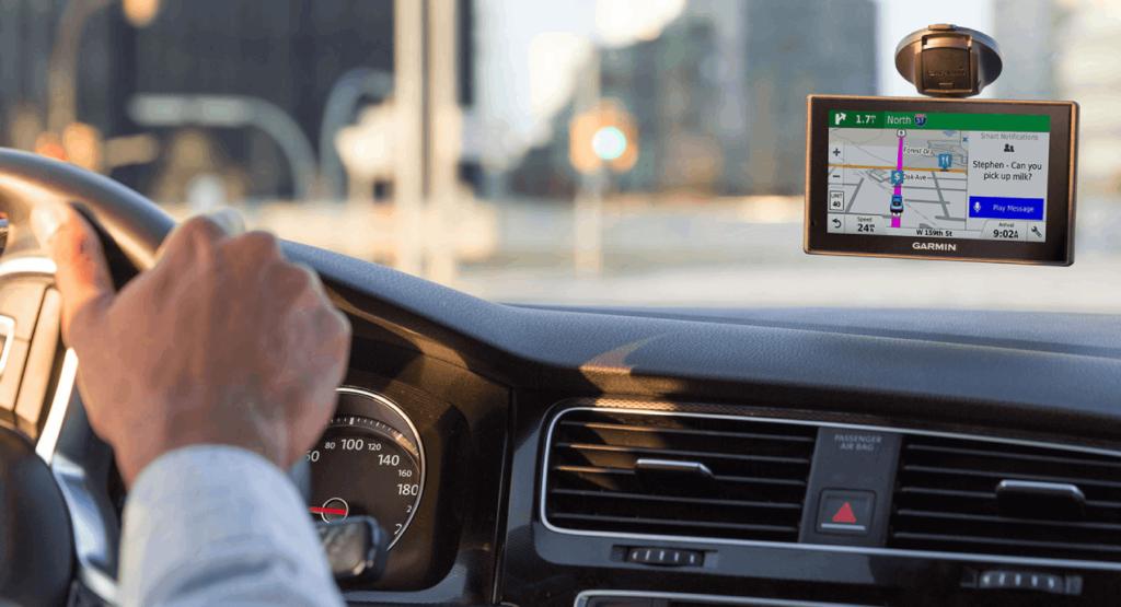 Navigacija automobilyje